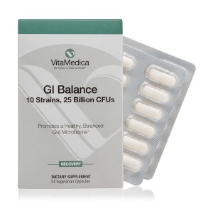 GI Balance Capsules in Product Box