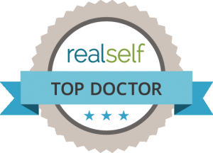 realself Top Doctor Badge