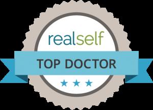 realself Top Doctor Badge