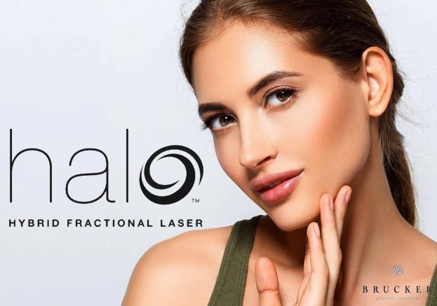 halo™ Hybrid Fractional Laser Ad