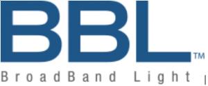 BBL™ BroadBand Light Logo